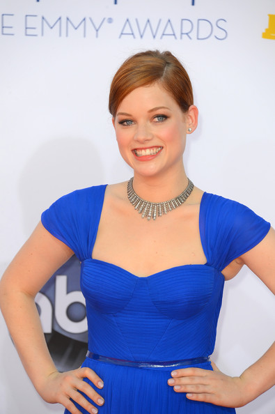 Jane Levy - 64th Annual Primetime Emmy Awards - Arrivals