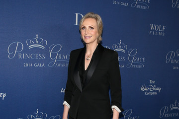 Jane Lynch Arrivals at the Princess Grace Awards Gala — Part 2