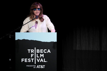 Jane Rosenthal Showtime's World Premiere Of 'The Fourth Estate' At Tribeca Film Festival Screening At BMCC Tribeca Performing Arts Center