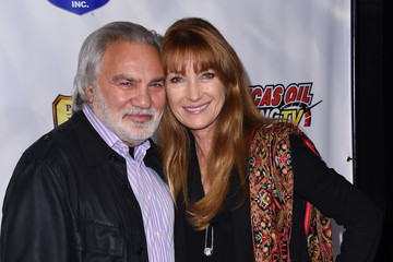 Jane Seymour David Green Premiere Of Sony Pictures Home Entertainment's 'Running Wild' - Arrivals