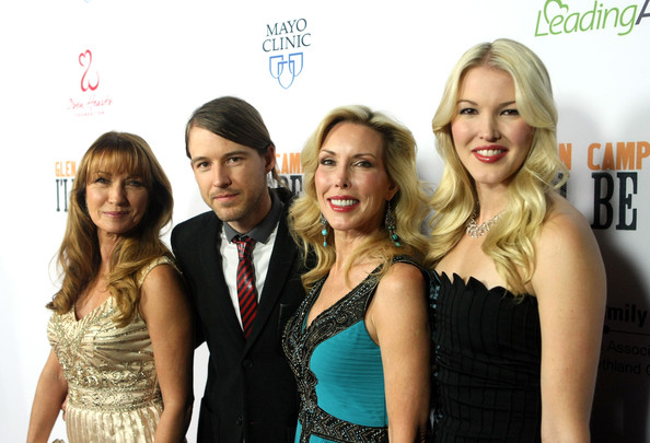 """Premiere Of """"Glen Campbell... I'll Be Me"""" - Red Carpet"""