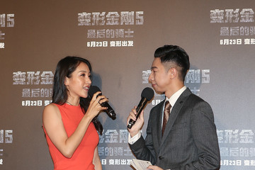 Jane Wu 'Transformers: The Last Knight' China World Premiere and Ten Year Anniversary Celebration