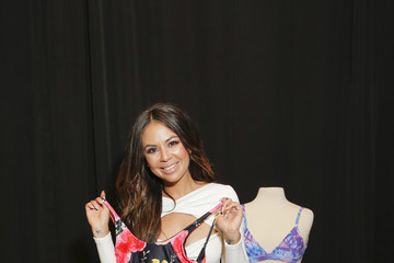 Janel Parrish Backstage Creations Celebrity Retreat at Teen Choice 2017 - Day 2
