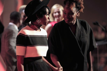 Janelle Monae 21st Annual Hollywood Film Awards - Backstage and Audience