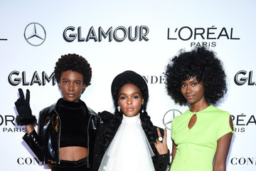 Janelle Monae 2018 Glamour Women Of The Year Awards: Women Rise - Arrivals