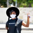 Janelle Monae #WONDALUNCH Fresh Produce And Poultry Drive Thru Giveaway