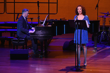 Janet Dacal NYCLU Hosts Annual 'Broadway Stands Up for Freedom' Concert