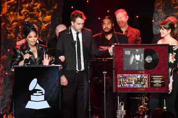"""Janet Jackson Pre-GRAMMY Gala and GRAMMY Salute to Industry Icons Honoring Sean """"Diddy"""" Combs - Show"""