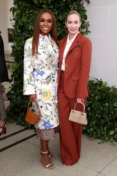 Tory Burch NYFW SS20 - Backstage And Front Row