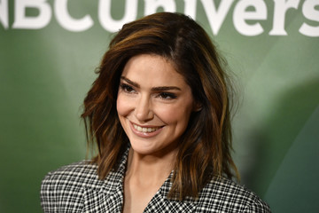 Janet Montgomery 2020 NBCUniversal Winter Press Tour - Arrivals