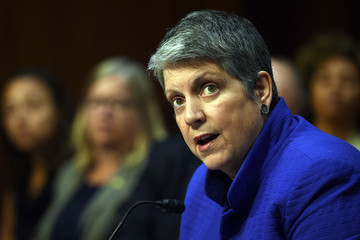 Janet Napolitano Senate Health Committee Holds Hearing on Combating Sexual Assault