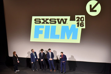 Janet Pierson Netflix Presents The World Premiere of 'Pee-wee's Big Holiday' at SXSW