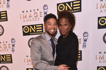 Janet Smollett 47th NAACP Image Awards Non-Televised Awards Ceremony