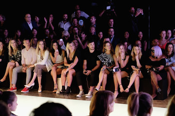 Janice Combs Miami Fashion Week - Yirko Sivirich - Backstage/Front Row