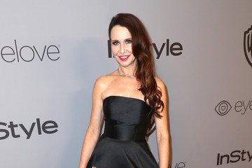Janie Bryant The 2018 InStyle and Warner Bros. 75th Annual Golden Globe Awards Post-Party - Red Carpet