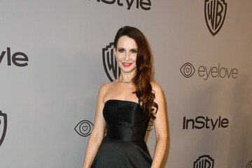 Janie Bryant Warner Bros. Pictures And InStyle Host 19th Annual Post-Golden Globes Party - Arrivals