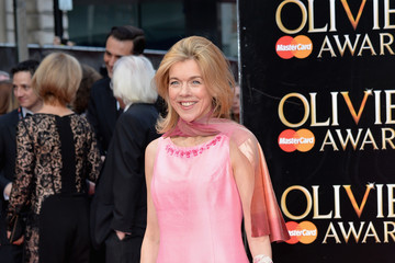 Janie Dee The Olivier Awards with Mastercard - Red Carpet Arrivals