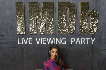 Janina Gavankar IMDb LIVE Viewing Party, Presented By OREO Chocolate Candy Bar