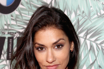Janina Gavankar Tenth Annual Women In Film Pre-Oscar Cocktail Party Presented By Max Mara And BMW - Red Carpet