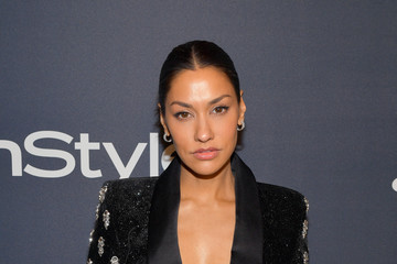 Janina Gavankar The 2020 InStyle And Warner Bros. 77th Annual Golden Globe Awards Post-Party - Red Carpet