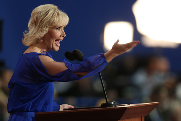 Janine Turner 2012 Republican National Convention: Day 2