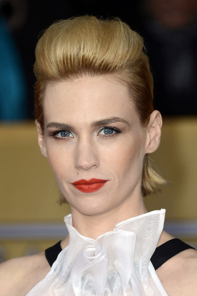 January Jones - 19th Annual Screen Actors Guild Awards - Arrivals