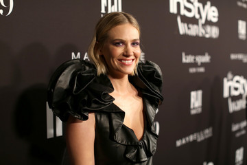 January Jones Fifth Annual InStyle Awards - Red Carpet