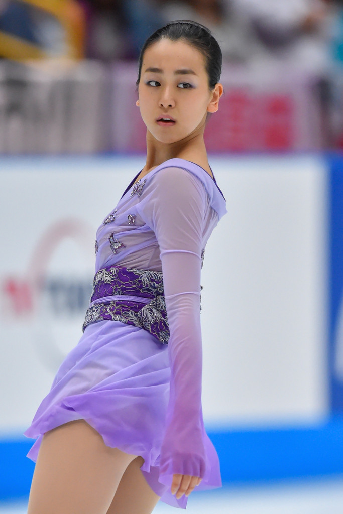 Mao Asada Photos Photos Japan Open 2015 Figure Skating Zimbio