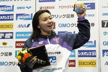 Yuka Kato Japan Swim 2012 - Day 2