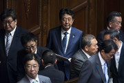 Shinzo Abe Photos Photo
