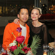 Jared Eng Jaime King And MedMen Launch EMBER Magazine Volume 3 At Holiday Dinner Party