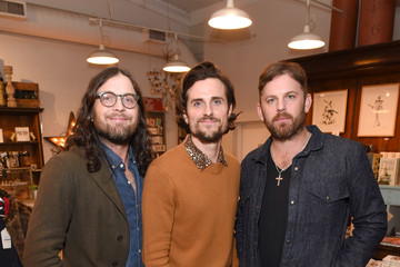 Jared Followill Lily Aldridge And Levi's Made And Crafted Celebrate Denim In Nashville