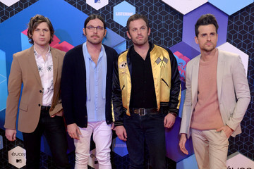 Jared Followill MTV EMA's 2016 - Red Carpet Arrivals