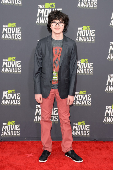 Arrivals at the MTV Movie  Jared Gilman