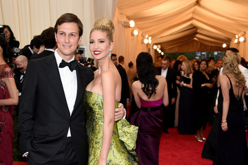 Jared Kushner Red Carpet Arrivals at the Met Gala — Part 3