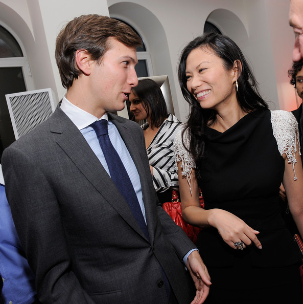 Jared Kushner and Wendi Deng Murdoch Photos Photos - Zimbio