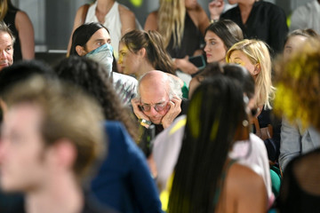 Jared Leto Seen Around - September 2021 - New York Fashion Week: The Shows