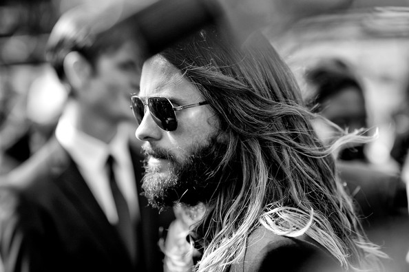 Jared Leto - Alternative View - Haute Couture Paris Fashion Week : Fall/Winter 2014-2015