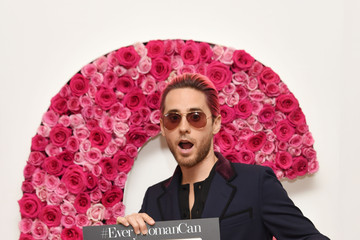 Jared Leto 2015 Glamour Women of the Year Awards - Backstage