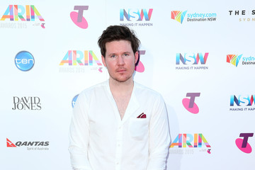 Jarryd James 29th Annual ARIA Awards 2015 - Arrivals