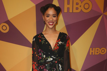 Jasmin Savoy Brown HBO's Official Golden Globe Awards After Party - Arrivals