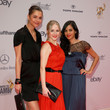 Jasmin Schwiers Stars at the Tribute to Bambi in Berlin