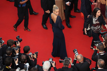 Jasmine Sanders 'The Killing of a Sacred Deer' Red Carpet Arrivals - The 70th Annual Cannes Film Festival