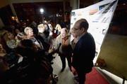 """Jason Alexander,Pamela Shaw and Christopher Ashley attends """"Lucky Stiff"""" opening at the 29th Annual Fort Lauderdale Film Festival at Amaturo Theater on November 7, 2014 in Fort Lauderdale, Florida."""