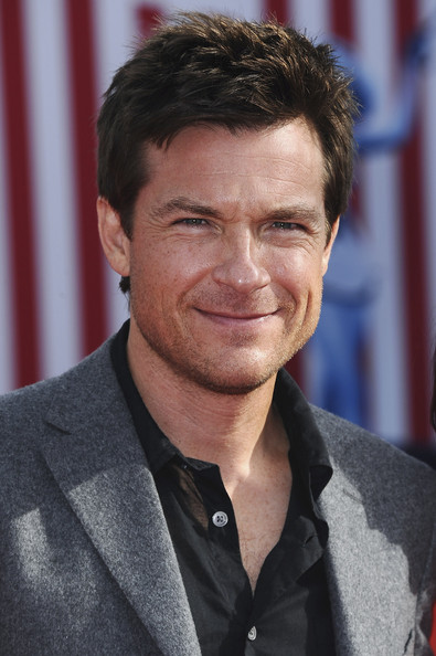 Jason Bateman Celebrates Two Emmy Nods With Wife At Ozark: 'The Change Up' Premiere