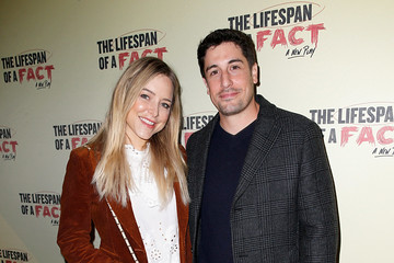 Jason Biggs 'The Lifespan Of A Fact' Opening Night