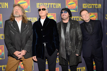 Jason Bonham The New York City Premiere For Led Zeppelin Celebration Day