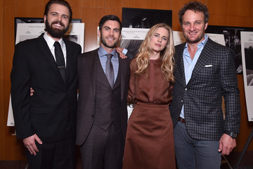 Jason Clarke 'The Better Angels' Premieres in LA