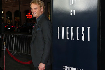Jason Clarke Guests Attend the Premiere of Universal Pictures' 'Everest'