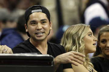 Jason Day Oklahoma City Thunder v Cleveland Cavaliers